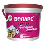 Боларс краска фасадная латексная водно-дисперсионная (40 кг)