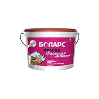 Боларс краска фасадная латексная водно-дисперсионная (7 кг)