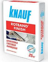 Knauf Rotband-Finish  штукатурка гипсовая (25 кг)