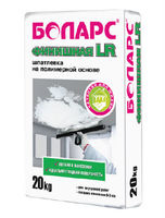 Боларс Финишная LR шпатлёвка на полимерной основе (25 кг)