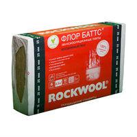 Rockwool Флор Баттс 50 мм звукоизоляционные плиты
