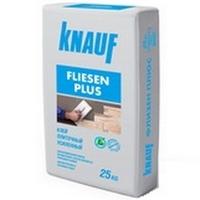Knauf Fliesen Plus клей плиточный усиленный (25 кг)