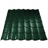 Grand Line Classic Solano®30 Juniper Green металлочерепица, кв.м