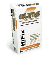 GLIMS HiFix Белый высокопрочный плиточный клей (25 кг)