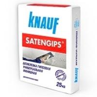 Шпатлевка Сатенгипс Кнауф (25 кг)