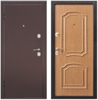Входная дверь Интерио светлая