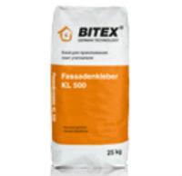 Bitex Fassadenkleber KL 500 клей для утеплителя (25 кг)