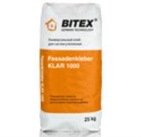 Bitex FassadenKleber Klar 1000 клей для утеплителя (25 кг)