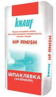 Knauf HP Finish шпаклёвка гипсовая (25 кг)