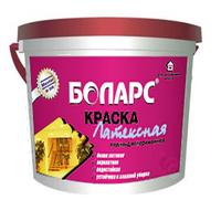 Боларс краска латексная водно-дисперсионная (40 кг)