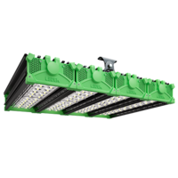 Промышленный светодиодный светильник Nano-Tech LENS 200s