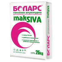 Боларс makSIVA гипсовая штукатурка (25 кг)