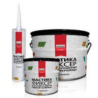 Техно-Николь №23 (Фиксер) мастика для гибкой черепицы, 12 кг
