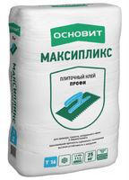Основит Максипликс Т-16 клей профи для мрамора, гранита, керамогранита и натурального камня (25 кг)