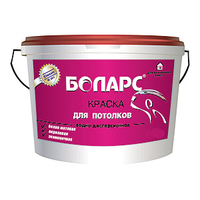 Боларс краска для потолков белая матовая (15 кг)