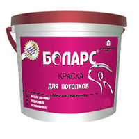 Боларс краска для потолков белая матовая (40 кг)