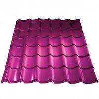 Grand Line Classic Velur® Pink металлочерепица, кв.м