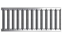 Решетка оцинкованная сталь