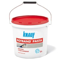 Knauf Rotband Pasta Шпаклевка готовая финишная (18 кг)