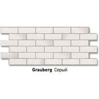 Döcke фасадная панель (Berg) Grauberg серый (шт.)