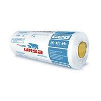 Ursa Geo Шумозащита звукоизоляция фольгированная (21,6 м2/рул)М11 (9000*1200*50мм)