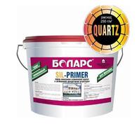 Боларс грунт Sil-primer Quartz (15 кг)
