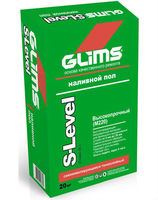 GLIMS-S-Level caмoнивeлиpующийcя нaливнoй пoл (20 кг)
