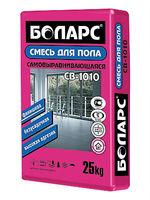 Боларс СВ-1010 (слой 2-10 мм) самовыравнивающаяся смесь для пола (25 кг)