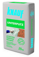 Knauf Unterputz Штукатурка цементная фасадная (25 кг)